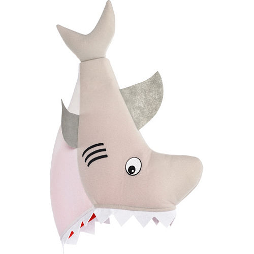 Biting Shark Hat Image #2