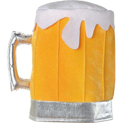 Beer Mug Hat Image #2