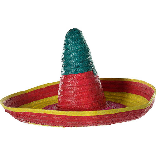 Multicolor Sombrero Image #1