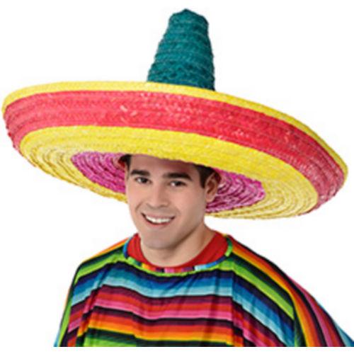 Multicolor Sombrero Image #2
