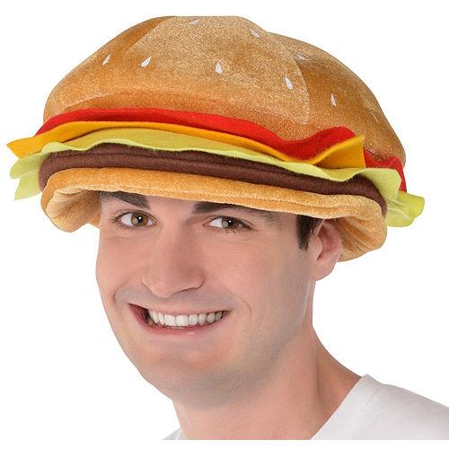 Cheeseburger Hat Image #1