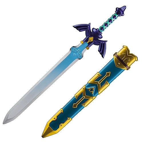 Link Master Sword - The Legend of Zelda Image #1