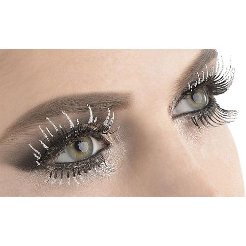 Glitter False Eyelashes Set Image #1