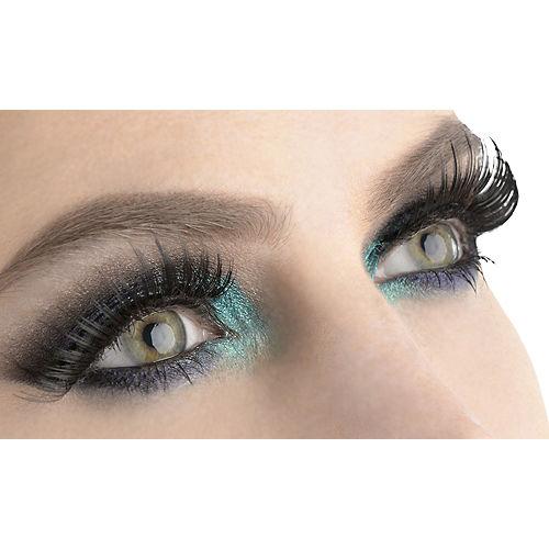 Sultry Black False Eyelashes Image #1
