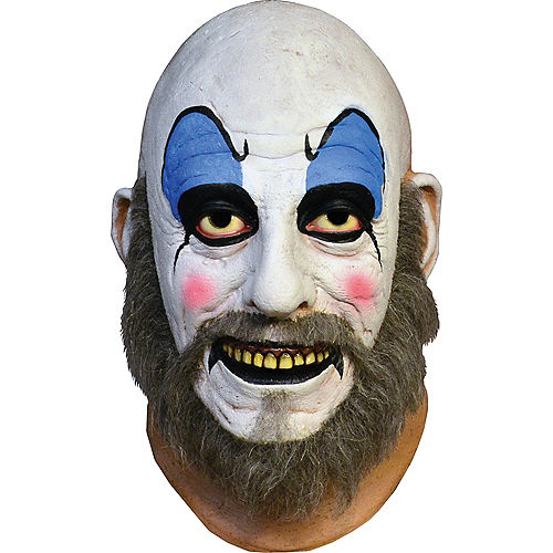 Captain Spaulding Face Mask - House of 1000 Corpses Image #1