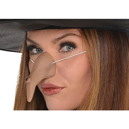 Nude Witch Nose Image #1