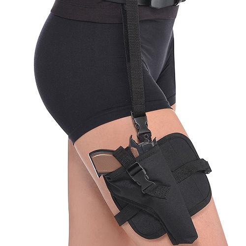 Black Leg Holster Deluxe Image #1