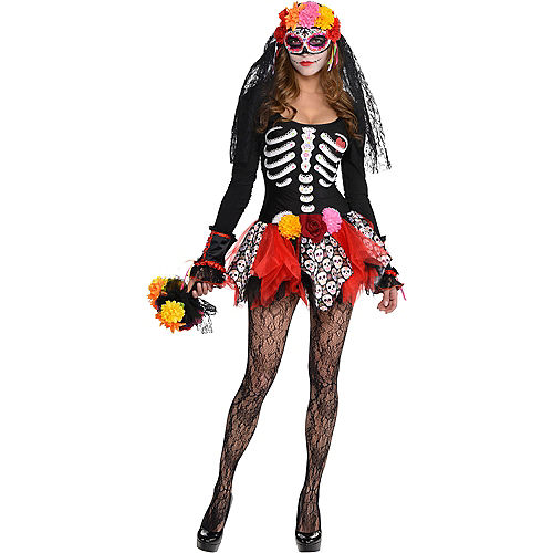 Day of the Dead Tutu Image #2