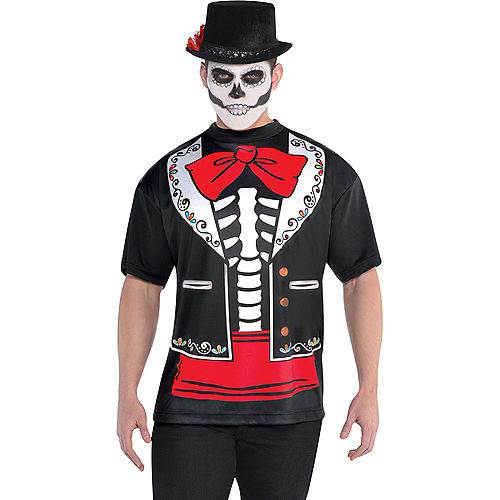 Day of the Dead T-Shirt Image #1