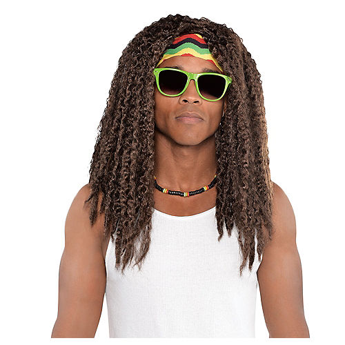 Cool Vibrations Dreadlocks Wig Image #1