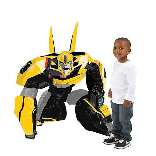 Bumblebee Balloon - Transformers Giant Gliding Image #1