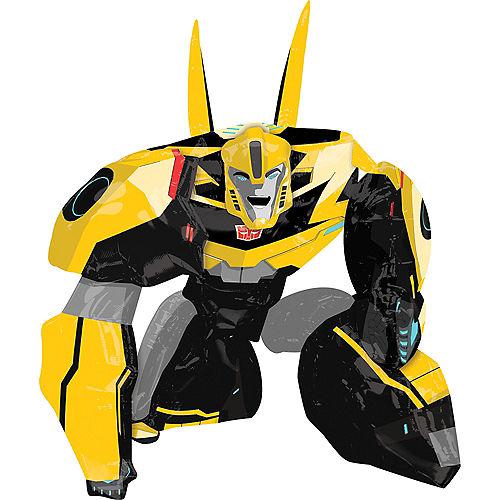 Bumblebee Balloon - Transformers Giant Gliding Image #2