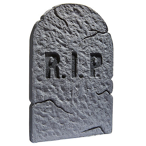 Small RIP Tombstone Image #1