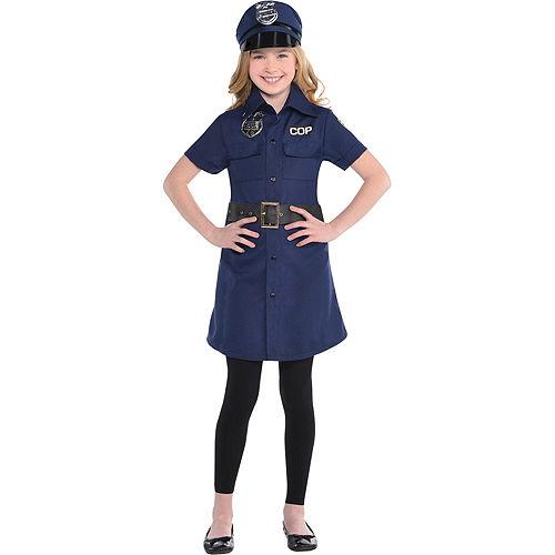 Child Cop Dress Image #1