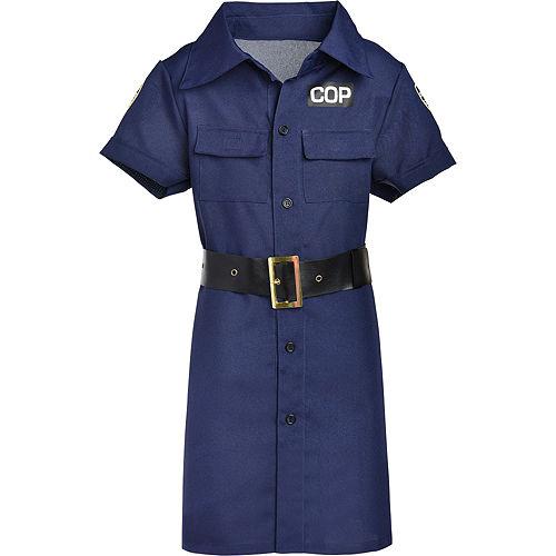 Child Cop Dress Image #3