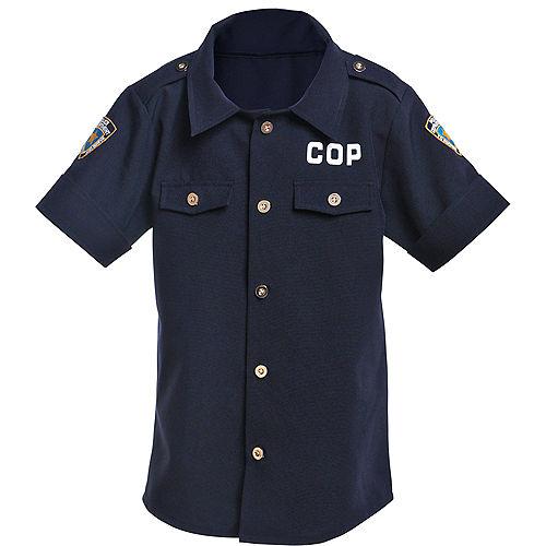 Child Cop Shirt Image #2