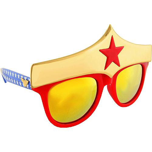 Wonder Woman Sunglasses Image #2