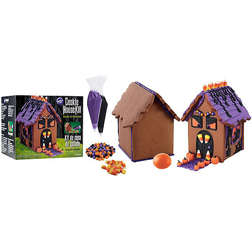 Haunted Cookie House Kit Image #1