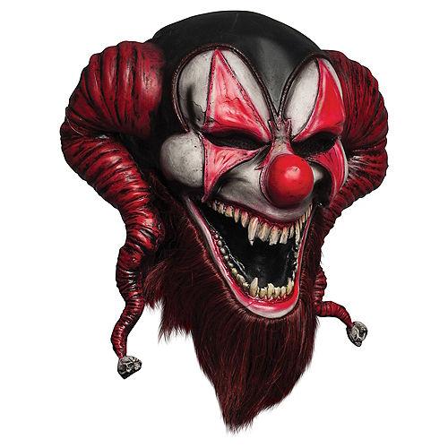 Evil Jester Mask Image #1