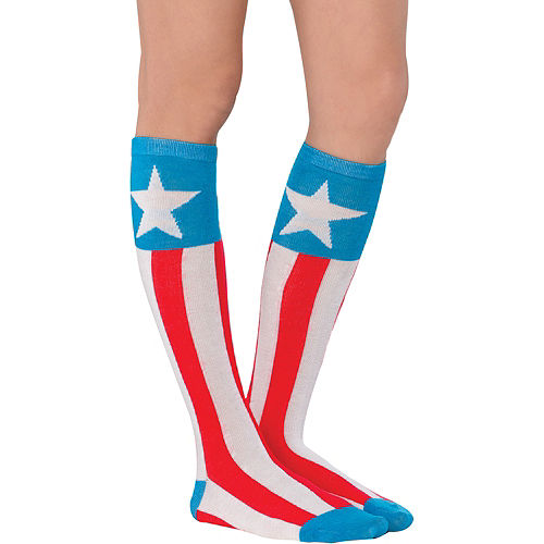 American Dream Knee High Socks Image #1