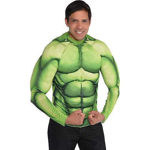 Hulk Muscle Shirt Image #1
