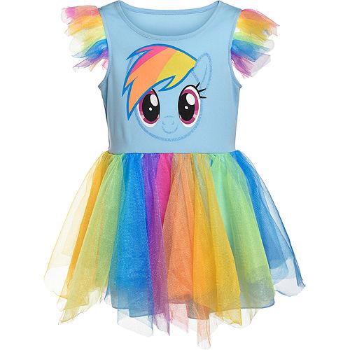 Child Rainbow Dash Tutu Dress - My Little Pony Image #3