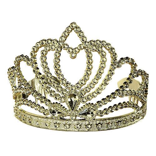 Child Gold Princess Tiara Image #1