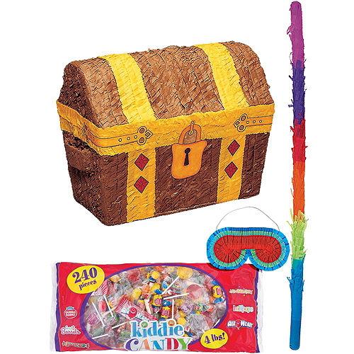 Treasure Chest Pinata Kit Image #1
