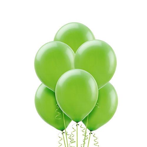 Kiwi Green Balloons 20ct, 9in Image #1