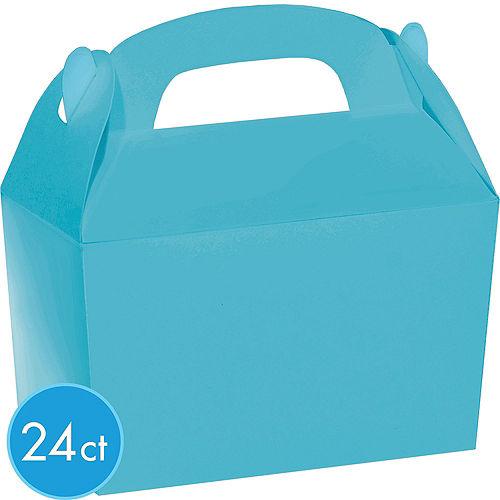 Caribbean Blue Gable Boxes 24ct Image #2