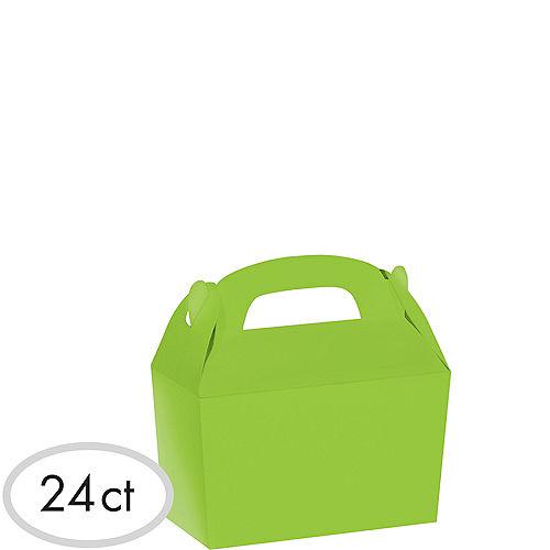 Kiwi Green Gable Boxes 24ct Image #1