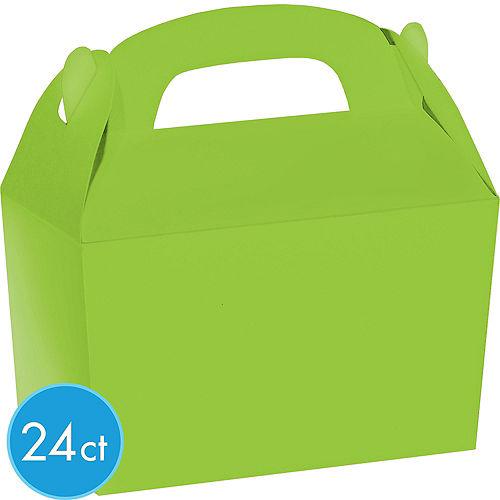 Kiwi Green Gable Boxes 24ct Image #2