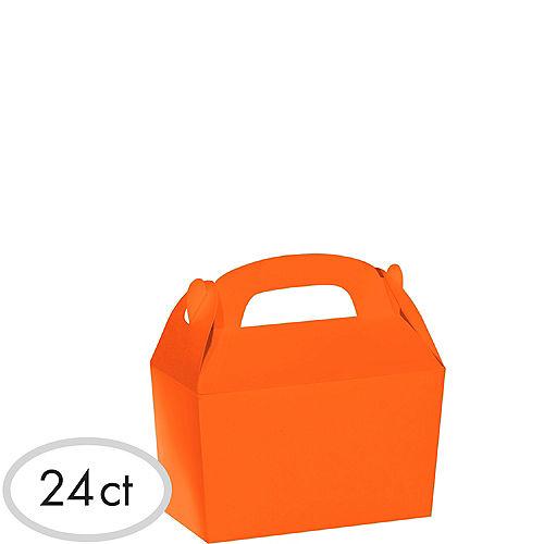 Orange Gable Boxes 24ct Image #1