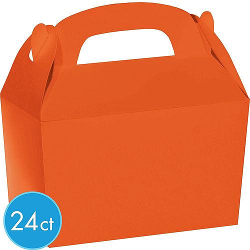 Orange Gable Boxes 24ct Image #2