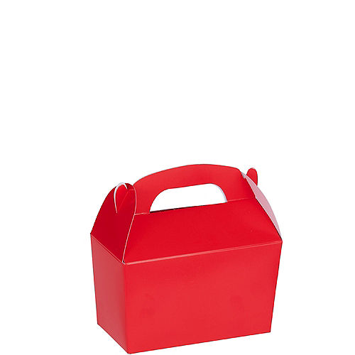 Red Gable Boxes 24ct Image #1