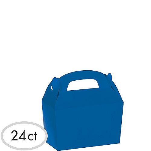 Royal Blue Gable Boxes 24ct Image #1