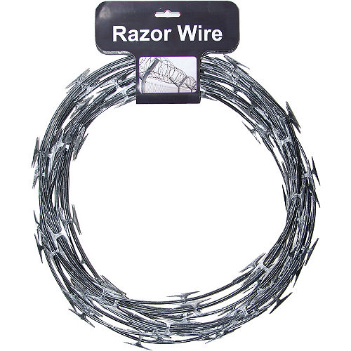 Plastic Barbed Wire 5pc Image #2