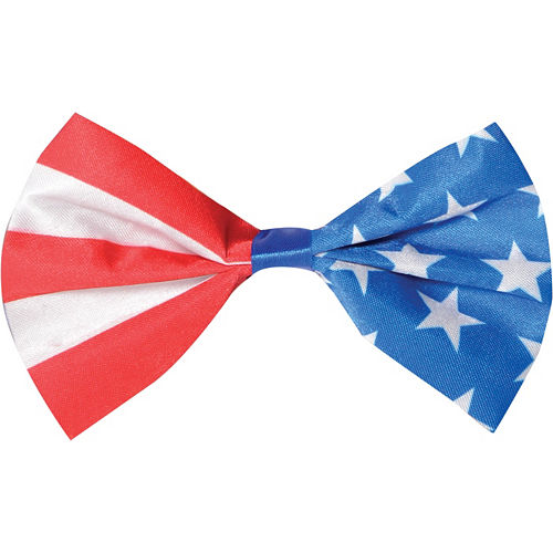 Stars & Stripes Bow Tie Image #1