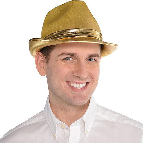 Gold Fedora Image #2