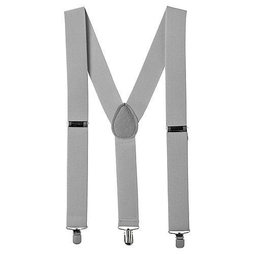 Silver Suspenders Image #1