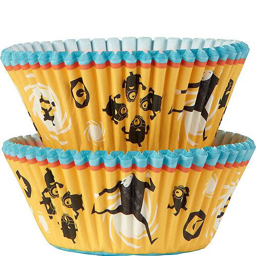 Wilton Minion Baking Cups 50ct - Despicable Me 3 Image #1