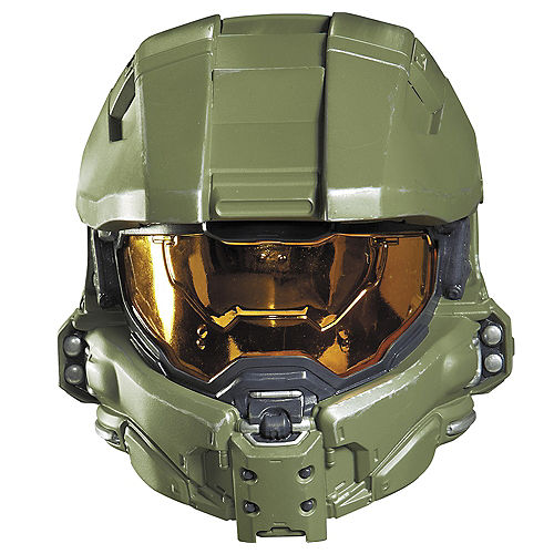 Child Master Chief Mask - Halo Image #1