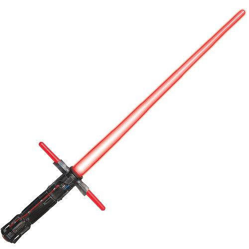 Light-Up Kylo Ren Crossguard Lightsaber - Star Wars 7 The Force Awakens Image #1