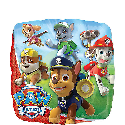 PAW Patrol Balloon, 18in Image #1