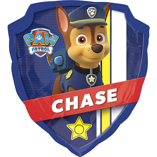 PAW Patrol Balloon - Chase & Marshall Image #1