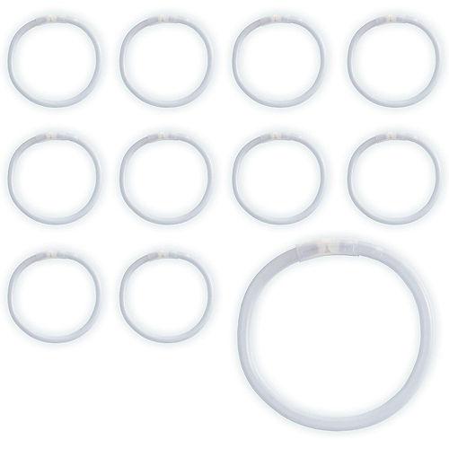 White Glow Bracelets 36ct Image #1