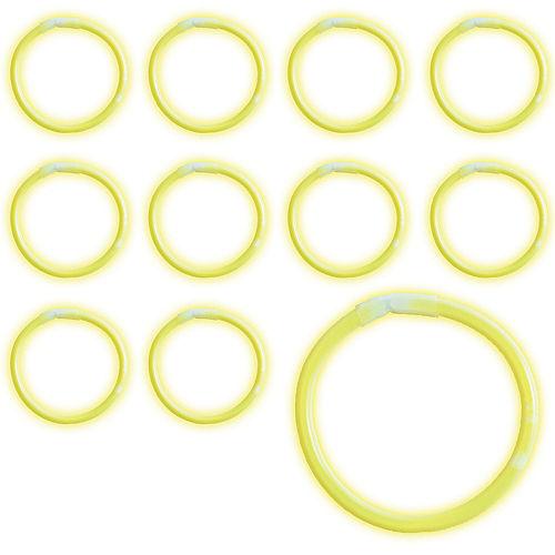 Yellow Glow Bracelets 36ct Image #1