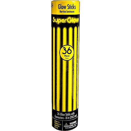 Yellow Glow Bracelets 36ct Image #2