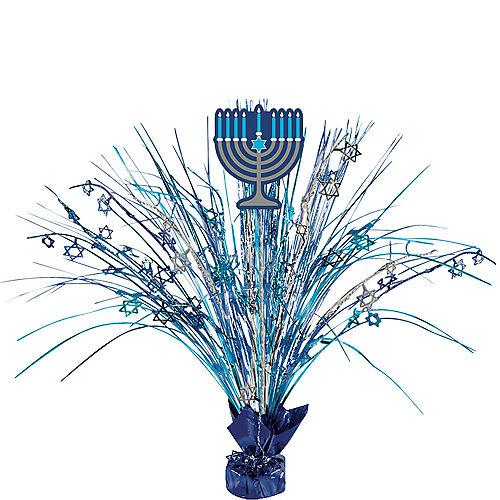 Hanukkah Spray Centerpiece Image #1