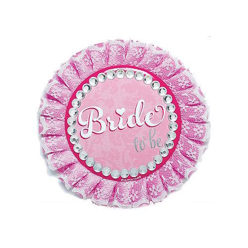 Classy Bride Button Deluxe Image #1